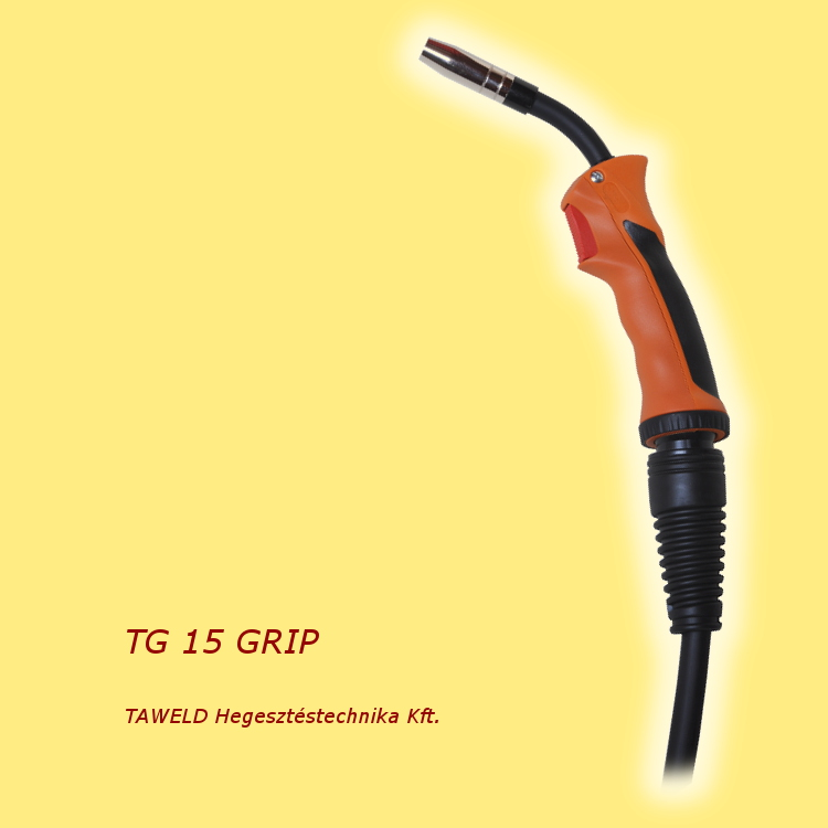 TG 15 GRIP MIG (CO) pisztoly